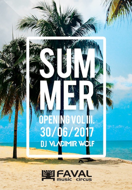 SUMMER OPENING PARTY vol.3