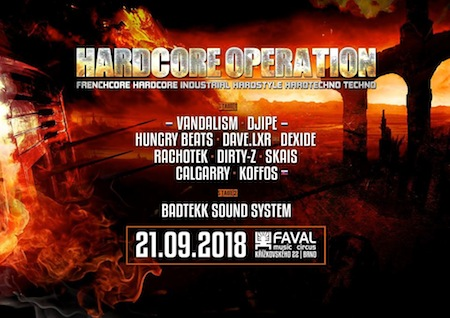 HARDCORE OPERATION 10