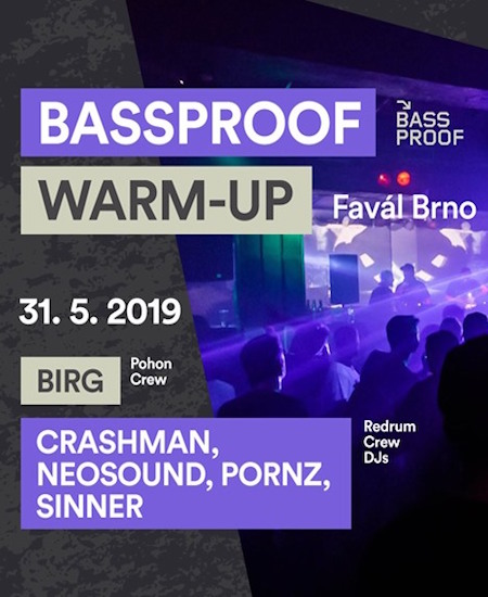 WARM UP BASSPROOF