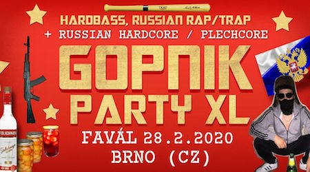 GOPNIK PARTY XL