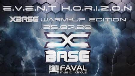 EVENT HORIZON - XBASE festival warm-up